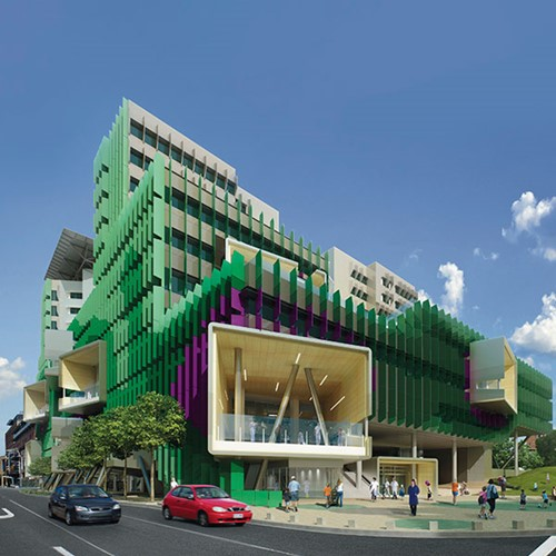 Queensland Childrens Hospital Thumb