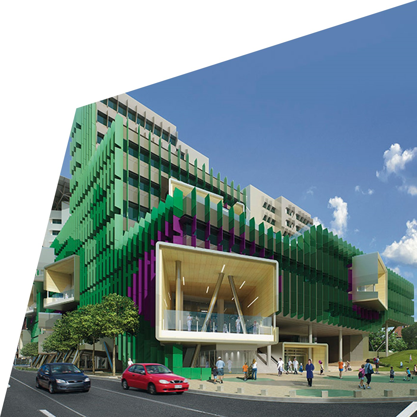 Queensland Children's Hospital, QLD