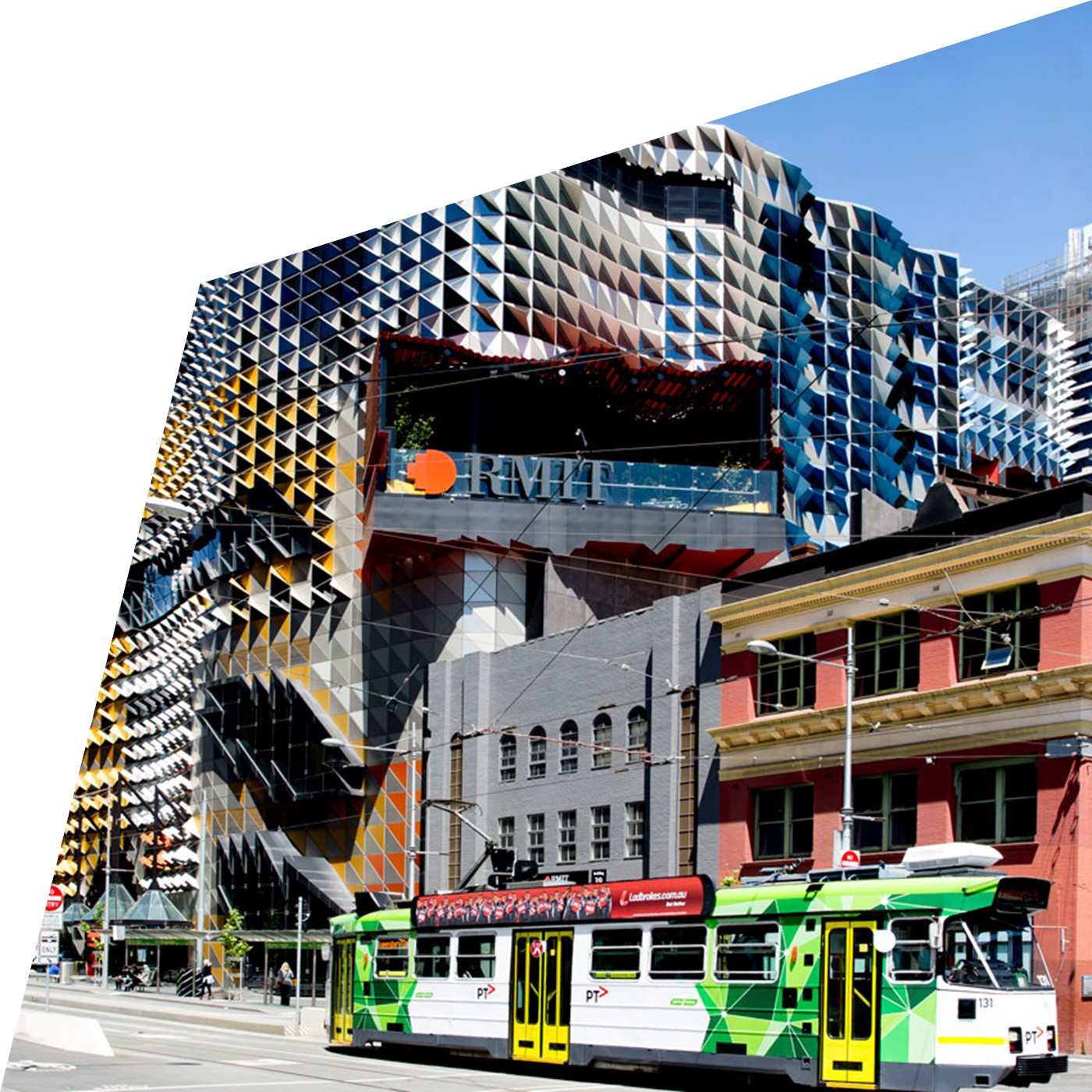 RMIT Swanston University, VIC